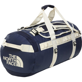 The North Face Base Camp Duffelilaukku M, montague blue/vintage white